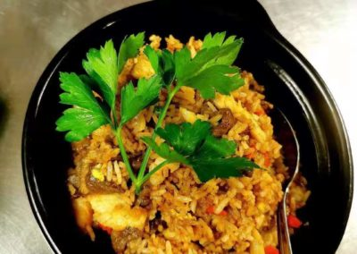 Välkommen till vår restaurang med asiatisk mat!